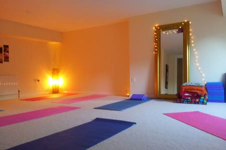 Townhouse & Yoga Studio - Dundrum - Casa adossada