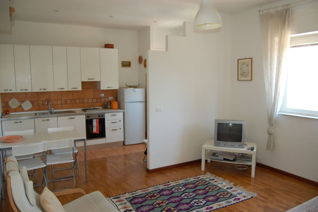 Nice 50sqm flat over St. Peter