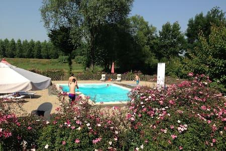 oasi di pace... nel Monferrato - Apartment