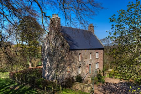 Historic house, Scottish Borders - Casa