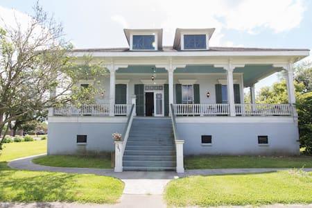 Historic Plantation Style Home - Ház