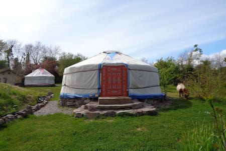 Inch Hideaway, Sustainable Camping - Whitegate - Jurte