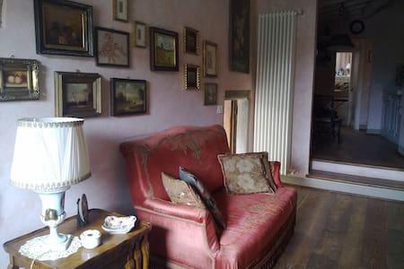 RADDA in CHIANTI nice stone house - Volpaia - Apartment