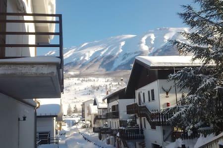 Tranquilla casa in montagna - Lägenhet