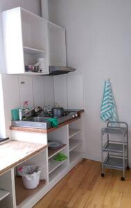 Loft City Center - Bruxelles - Apartment
