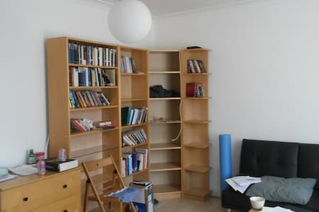 Spacious double room in a nice modern flat - London - Apartment