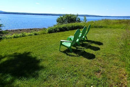 Bayside Breeze House Rental - Acadia National Park - Trenton - Ház