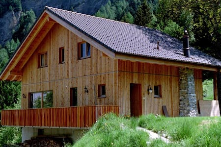 Big Chalet in the swiss Alpes - Hus