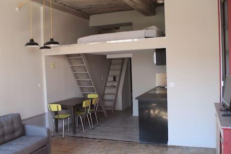 Cocon design au coeur de Lyon - Lyon - Appartement