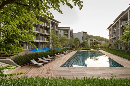 23Degree Condo-Khao Yai-Pool Access / Pak Chong - Apartment