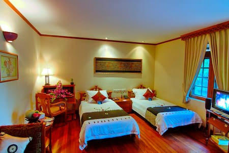 Hotel by the Red Canal- Shan Room - Mandalay - Other