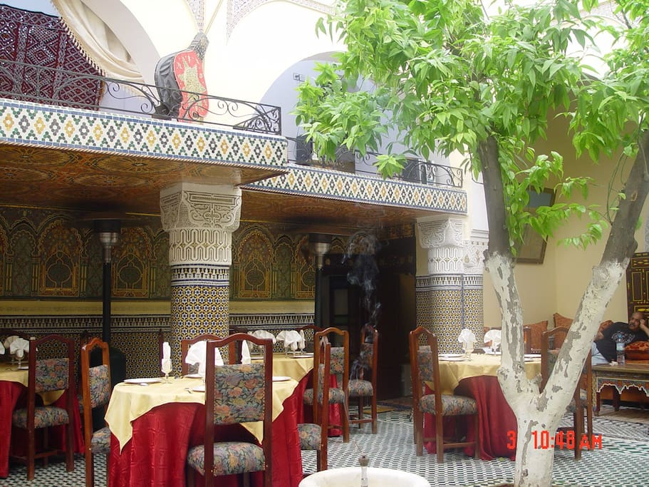 INES PALACE RIAD    MAISON D'HOTES