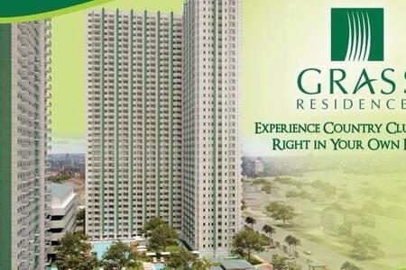 2 BR Condo @ Grass, Quezon City - Quezon - Appartamento