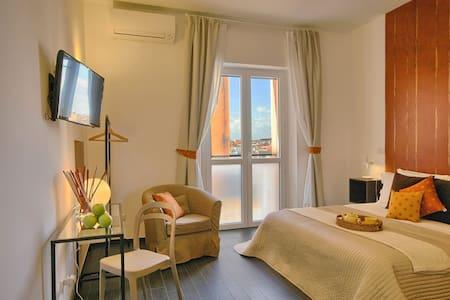 'Relais 4 Fontane' Pigna Room