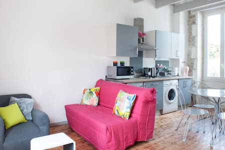 Charming place in French village - Apartamento