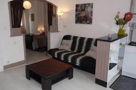 Appartement 36 m² plein centre - Bagnères-de-Luchon - Appartamento