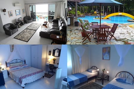 BatamRooms Seafront Apartment From $10 PAX - Sekupang
