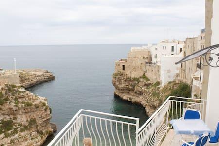 Suite bivani a picco sul mare di Polignano - Polignano A Mare