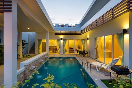 Sivana Gardens Pool Villa P25 - Tambon Nong Kae
