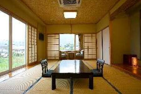 Yufuin Hanasen(Japanese-style room +Bed) - House