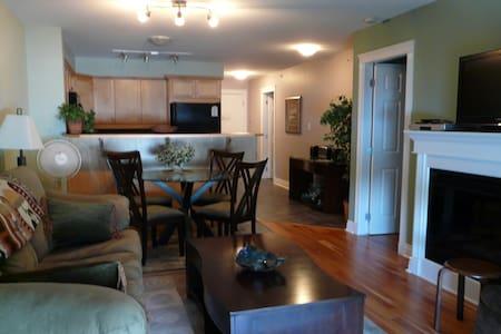 Kootenay Lake Waterfront Condo - Kaslo - Condominium