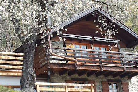 Chalet à louer, Soussillon, Val d'Anniviers/Valais - Alpstuga