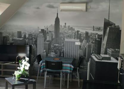 Csendes Penthouse Apartman - Lakás