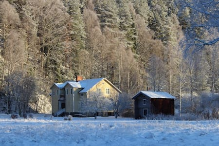 Charming accommodation in very scenic surroundings - Stöllet - Dom