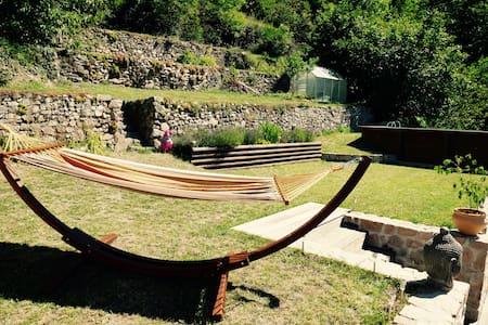 Petit coin de paradis à deux pas du Puy en Velay - Chaspinhac