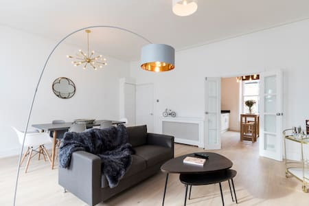 2 bed 2 bath near West Ken w/designer interiors - London - Apartment