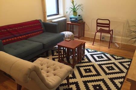 Beautiful 1 Bedroom in Brooklyn - Brooklyn - Apartment