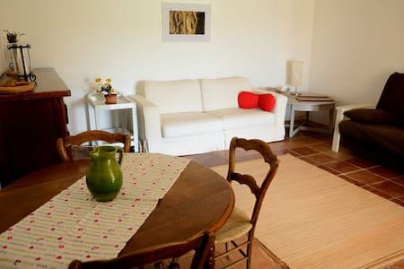 Rez de villa indépendant avec vue - Haus