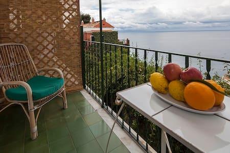 Lilly-Spectacular Views Town & Sea - Positano - Apartment