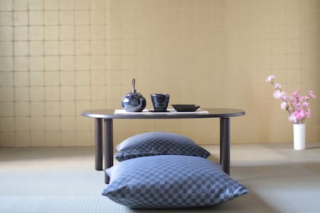 (1)Cozy& Comfortable Japanese Style - Appartement