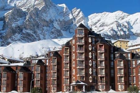 Cozy apartment at Mt Cervino's feet - Wohnung