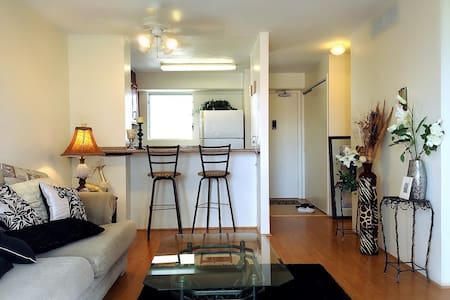 Joyful : Single Room : Easy Access - Honolulu - Apartment