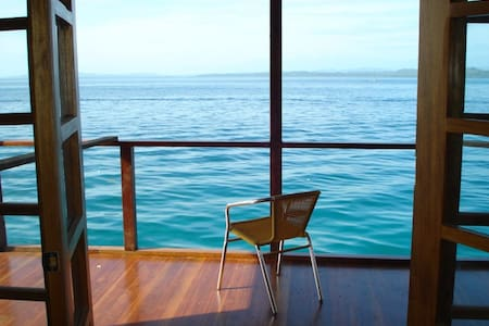 Seafront One-Bedroom near Bocas center - Bocas del Toro Province