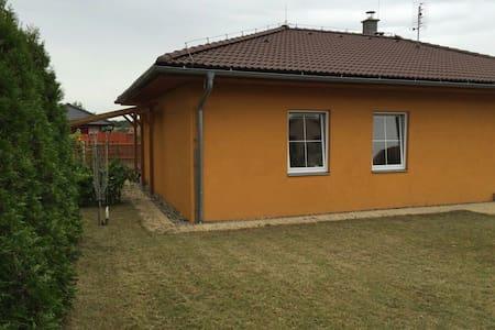 Family House very close to Prague - Odolena Voda - House