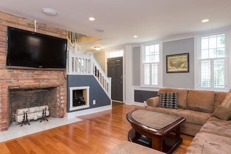 Renovated 18th Cent. Home Downtown - Portsmouth - Casa