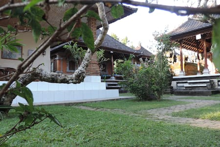 Daja-Room in Bali Traditional House