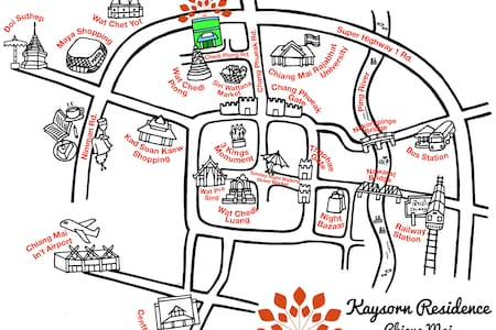 Kaysorn Residence - Double -a