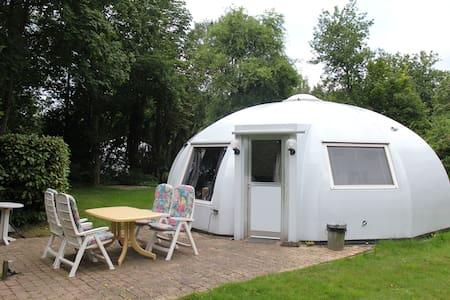 Geweldige vakantie bungalow in Chaam Noord Brabant - Bungaló