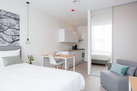Hotel voor langer verblijf - Wohnung