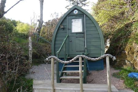Porters Cabin: Skye's Quiet B & B. - Bed & Breakfast