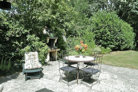 Les Jardins de Broy - Huis
