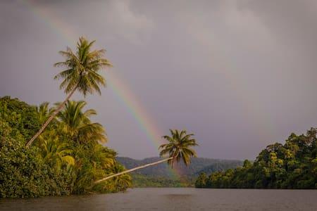 Rainbow Lodge, Tatai, Koh Kong - Tatai - Chalet