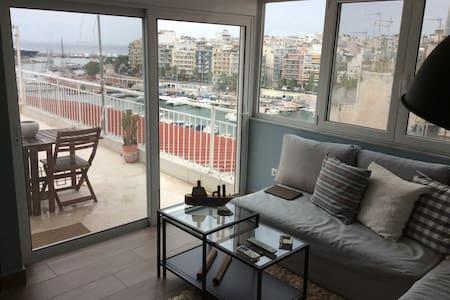 Θέα θάλασσα - Pireas - Apartment