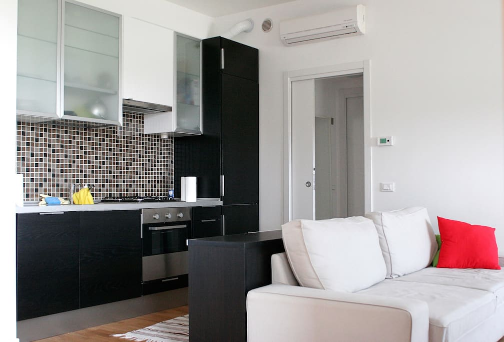 Brand new appartment in Milan
