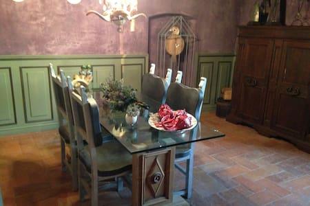 La casa della Penna - Stanza Vienna - Bed & Breakfast