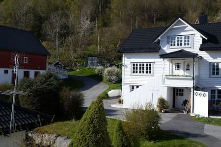 Beautiful Norwegain house - Sykkylven